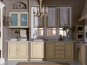 Timless Kitchens kuhinja Granduca 1