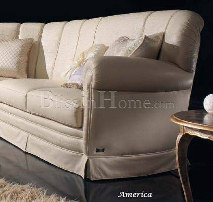 America beautiful kavč small leather